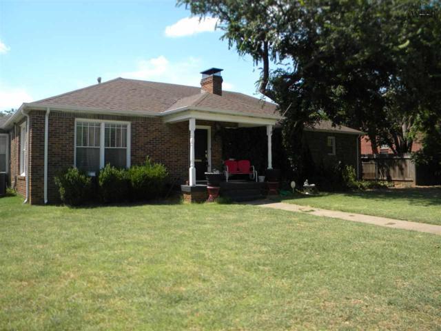 1514 Grant Street, Wichita Falls, TX 76308 (MLS #153707) :: WichitaFallsHomeFinder.com
