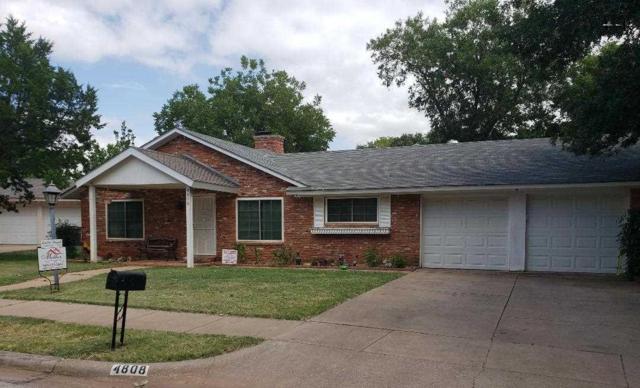 4808 Big Bend Drive, Wichita Falls, TX 76310 (MLS #153721) :: WichitaFallsHomeFinder.com