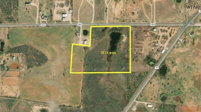 Lot 18 Fm 1954, Holliday, TX 76366 (MLS #153726) :: WichitaFallsHomeFinder.com
