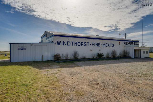 17565 Hwy 281, Windthorst, TX 76389 (MLS #153753) :: WichitaFallsHomeFinder.com