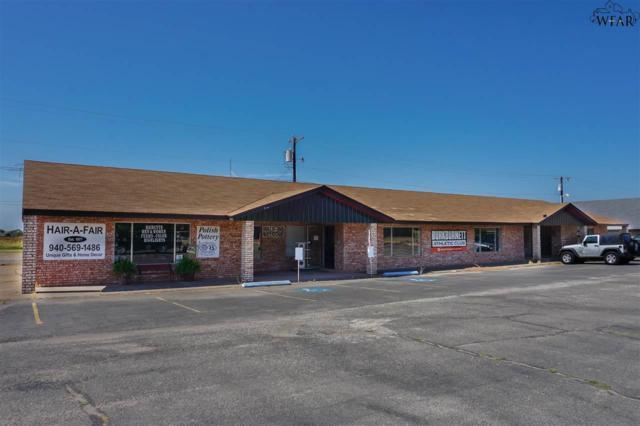 910 W Kramer Road, Burkburnett, TX 76354 (MLS #153807) :: WichitaFallsHomeFinder.com