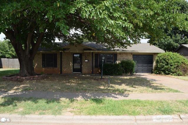 4824 Sonora Drive, Wichita Falls, TX 76301 (MLS #153874) :: WichitaFallsHomeFinder.com