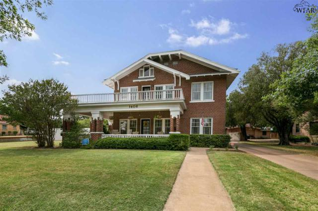 1408 Buchanan Street, Wichita Falls, TX 76309 (MLS #153896) :: WichitaFallsHomeFinder.com
