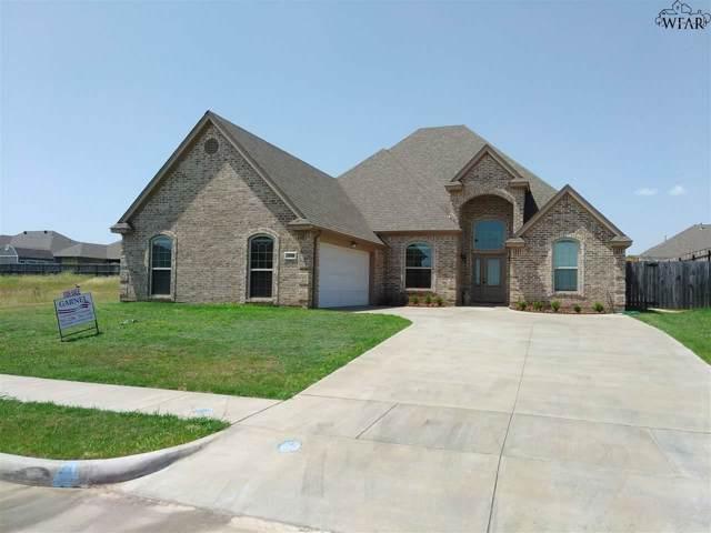 1708 Shoal Creek Drive, Wichita Falls, TX 76310 (MLS #153928) :: WichitaFallsHomeFinder.com