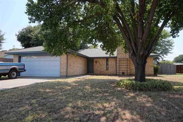 5212 Brookwood Drive, Wichita Falls, TX 76302 (MLS #153940) :: WichitaFallsHomeFinder.com