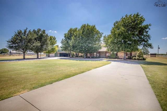 1334 Horseshoe Lake Road, Iowa Park, TX 76367 (MLS #153961) :: WichitaFallsHomeFinder.com