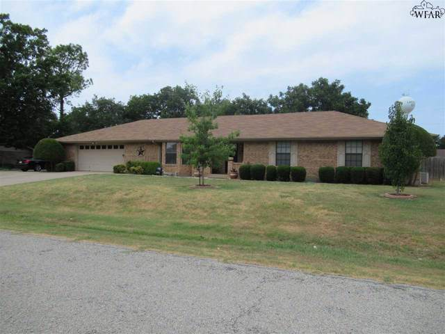 400 Clipper Lane, Wichita Falls, TX 76308 (MLS #153972) :: WichitaFallsHomeFinder.com