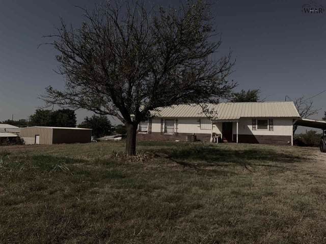 529 Miller Shores Road, Henrietta, TX 76365 (MLS #154007) :: WichitaFallsHomeFinder.com