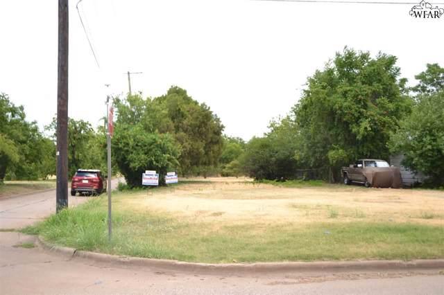 1601 Grace Street, Wichita Falls, TX 76301 (MLS #154042) :: WichitaFallsHomeFinder.com