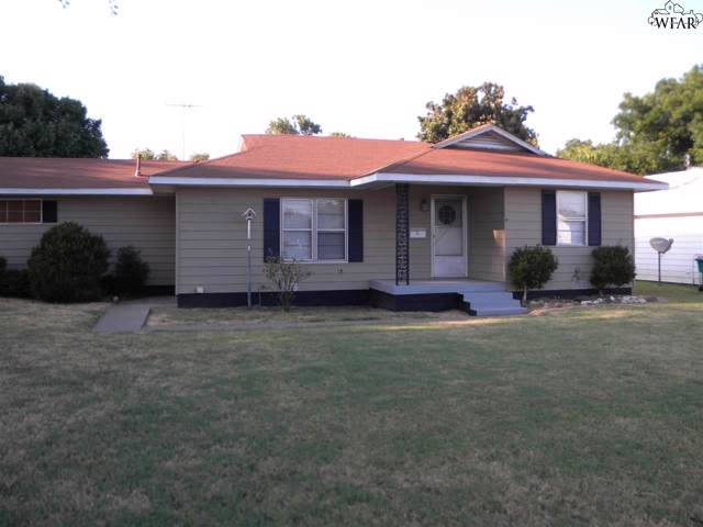 733 W 3RD STREET, Burkburnett, TX 76354 (MLS #154061) :: WichitaFallsHomeFinder.com
