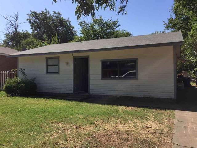 1229 35TH STREET, Wichita Falls, TX 76302 (MLS #154062) :: WichitaFallsHomeFinder.com