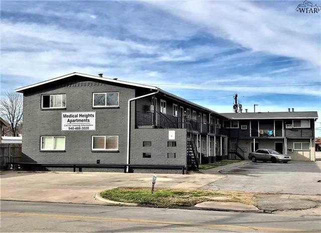 1710 10TH STREET, Wichita Falls, TX 76301 (MLS #154071) :: WichitaFallsHomeFinder.com