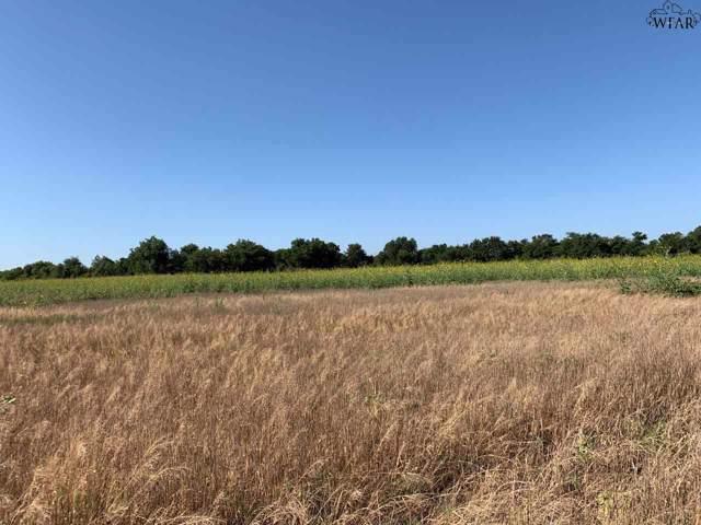 14 AC Haws Road, Iowa Park, TX 76367 (MLS #154076) :: WichitaFallsHomeFinder.com