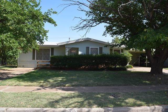 1216 Harvey Drive, Wichita Falls, TX 76302 (MLS #154077) :: WichitaFallsHomeFinder.com