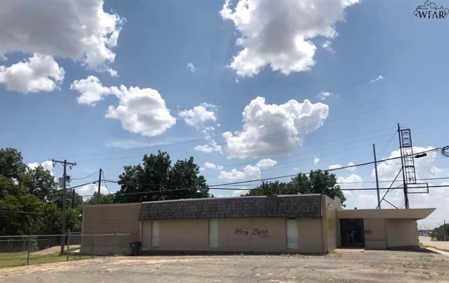 1007 Jacksboro Highway, Wichita Falls, TX 76301 (MLS #154091) :: WichitaFallsHomeFinder.com
