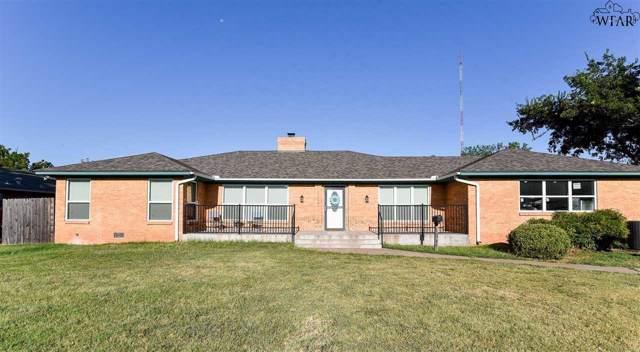 1706 Cedar Avenue, Wichita Falls, TX 76309 (MLS #154105) :: WichitaFallsHomeFinder.com