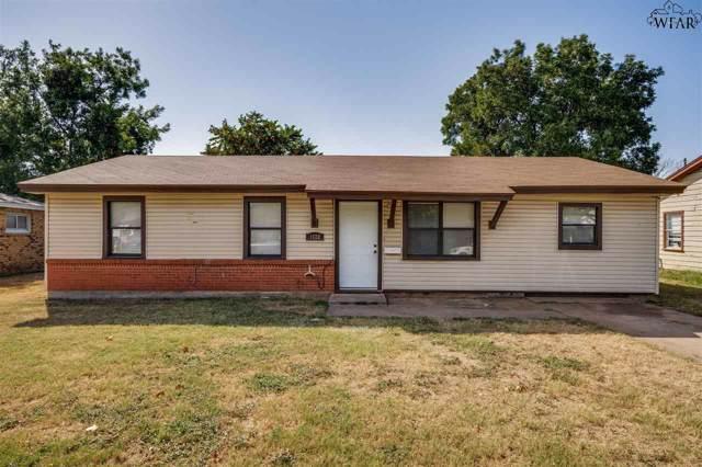 1426 Tanbark Road, Wichita Falls, TX 76306 (MLS #154115) :: WichitaFallsHomeFinder.com