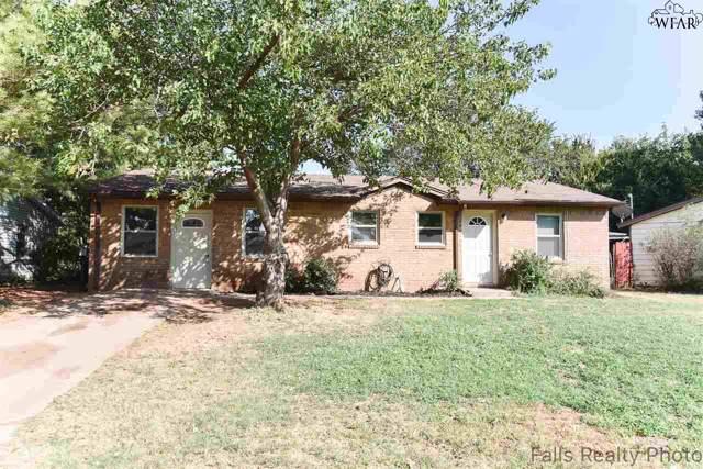 1411 Cortez Drive, Wichita Falls, TX 76306 (MLS #154118) :: WichitaFallsHomeFinder.com