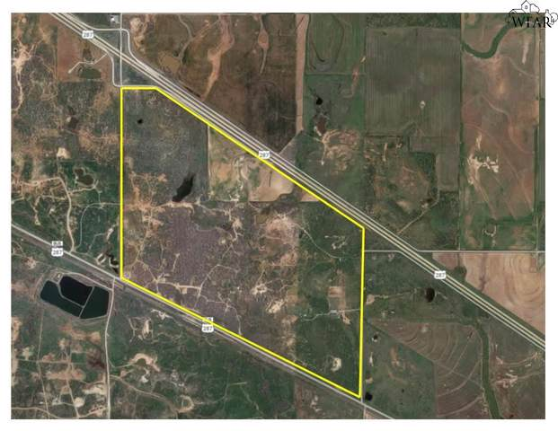 0 W Hwy 287, Electra, TX 76360 (MLS #154123) :: WichitaFallsHomeFinder.com