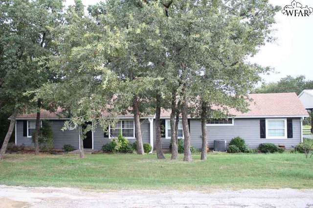 126 Country Club Drive, Nocona, TX 76255 (MLS #154125) :: WichitaFallsHomeFinder.com