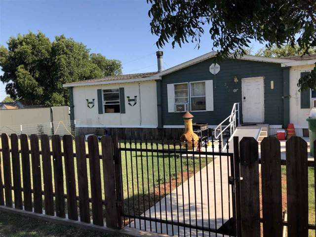 207 W Emerald Avenue, Iowa Park, TX 76367 (MLS #154149) :: WichitaFallsHomeFinder.com