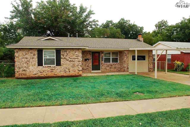4115 Wrangler Drive, Wichita Falls, TX 76306 (MLS #154194) :: WichitaFallsHomeFinder.com