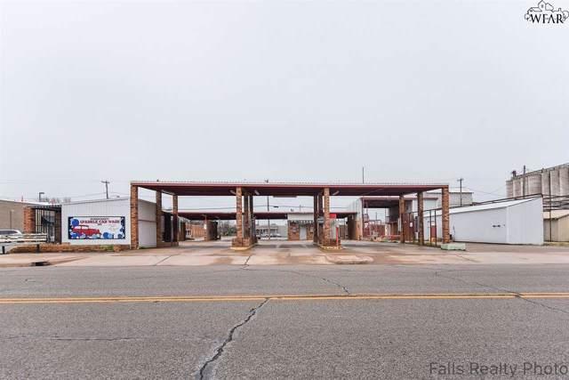 124 E 3RD STREET, Burkburnett, TX 76354 (MLS #154195) :: WichitaFallsHomeFinder.com