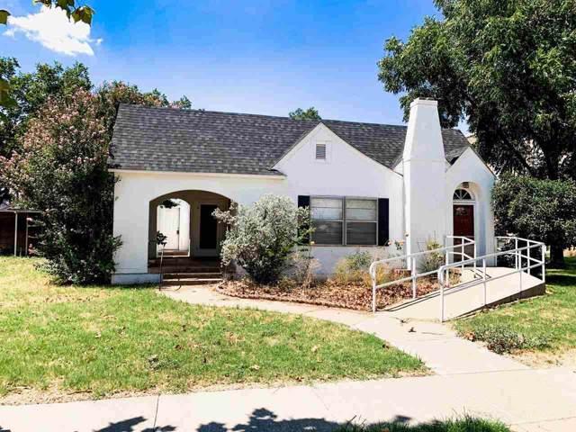 409 Cedar Street, Seymour, TX 76380 (MLS #154197) :: WichitaFallsHomeFinder.com