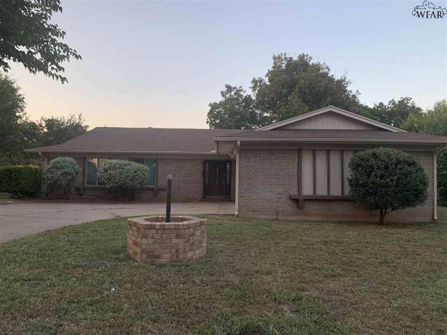 1022 Jan Lee Drive, Burkburnett, TX 76354 (MLS #154224) :: WichitaFallsHomeFinder.com