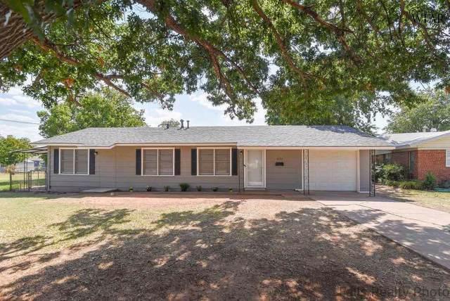 4222 Idlewood Drive, Wichita Falls, TX 76308 (MLS #154240) :: WichitaFallsHomeFinder.com