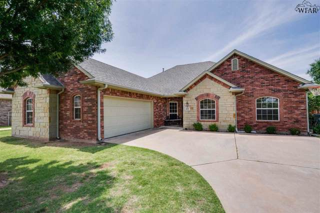1715 Rockridge Drive, Wichita Falls, TX 76310 (MLS #154245) :: WichitaFallsHomeFinder.com