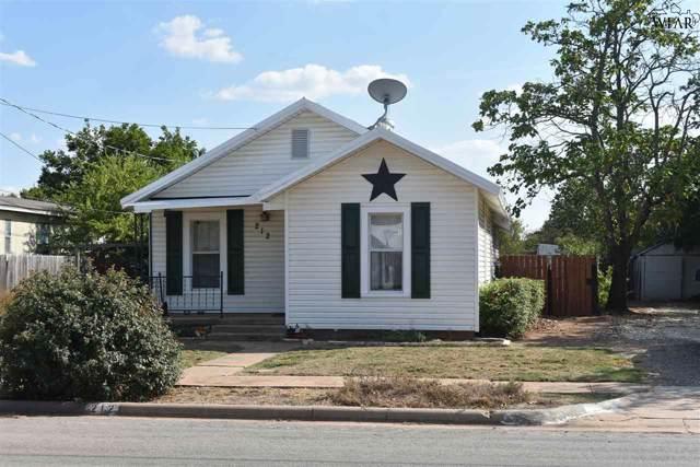212 W Mesquite Street, Archer City, TX 76351 (MLS #154247) :: WichitaFallsHomeFinder.com