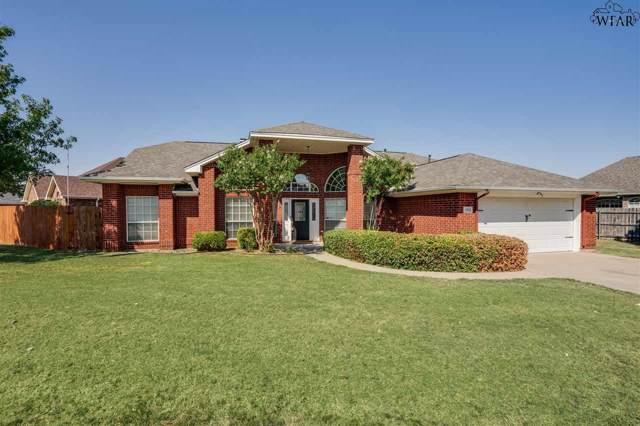 1 Casa Grande Court, Wichita Falls, TX 76310 (MLS #154249) :: WichitaFallsHomeFinder.com