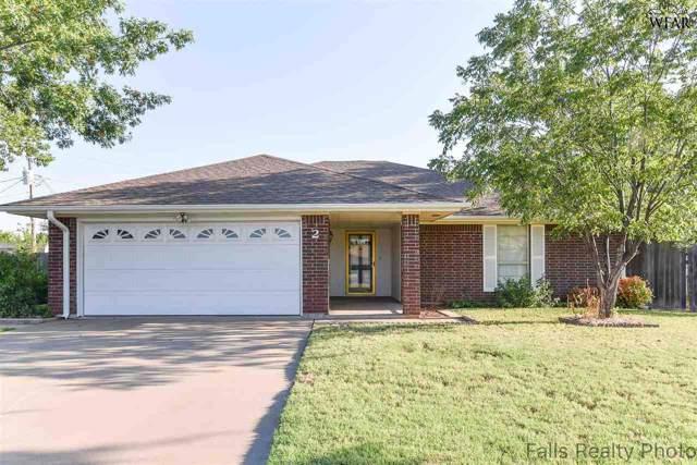 2 Shady Brook Court, Wichita Falls, TX 76310 (MLS #154257) :: WichitaFallsHomeFinder.com