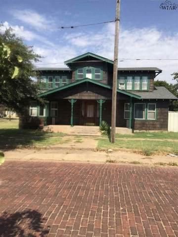 301 N Wichita, Electra, TX 76360 (MLS #154258) :: WichitaFallsHomeFinder.com