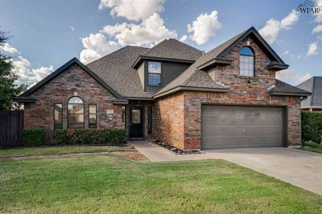 1732 Rockridge Drive, Wichita Falls, TX 76310 (MLS #154290) :: WichitaFallsHomeFinder.com