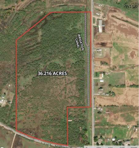 2855 Haws Road, Iowa Park, TX 76367 (MLS #154294) :: WichitaFallsHomeFinder.com
