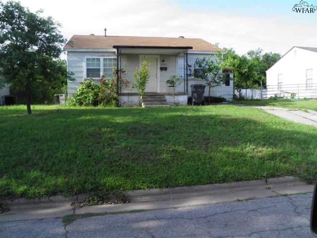 2605 Linden Place, Wichita Falls, TX 76301 (MLS #154303) :: WichitaFallsHomeFinder.com