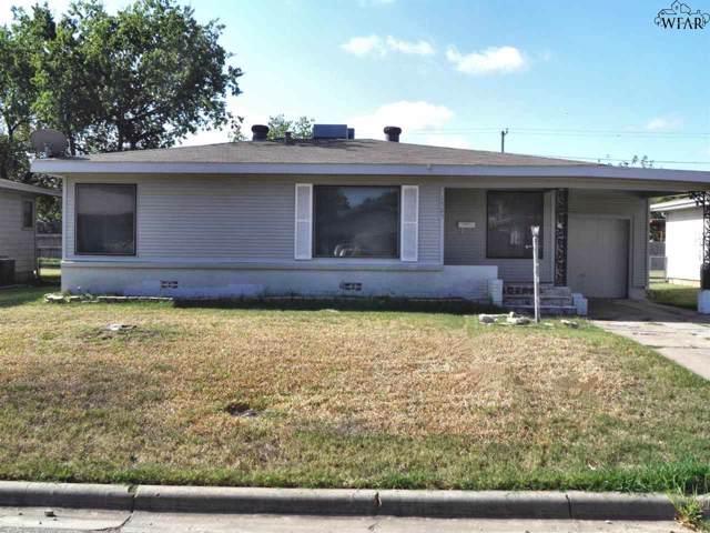1525 Hursh Avenue, Wichita Falls, TX 76302 (MLS #154328) :: WichitaFallsHomeFinder.com