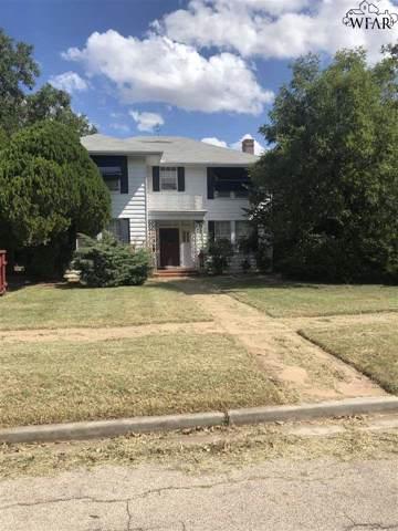 1503 Grant Street, Wichita Falls, TX 76309 (MLS #154335) :: WichitaFallsHomeFinder.com