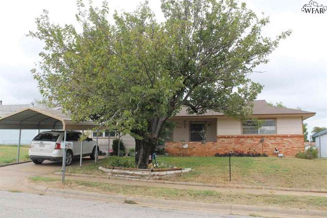 1609 Deer Parkway, Wichita Falls, TX 76306 (MLS #154346) :: WichitaFallsHomeFinder.com