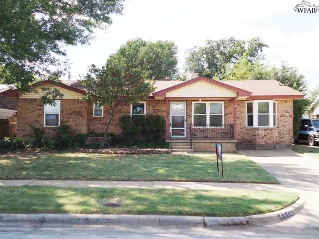 4670 Rainbow Drive, Wichita Falls, TX 76310 (MLS #154349) :: WichitaFallsHomeFinder.com