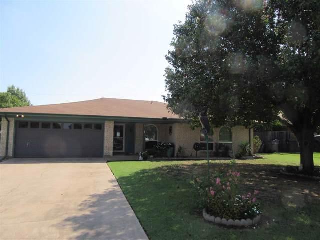 5 Carswell Circle, Wichita Falls, TX 76306 (MLS #154361) :: WichitaFallsHomeFinder.com