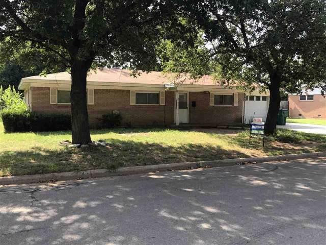 506 Mimosa Drive, Burkburnett, TX 76354 (MLS #154364) :: WichitaFallsHomeFinder.com