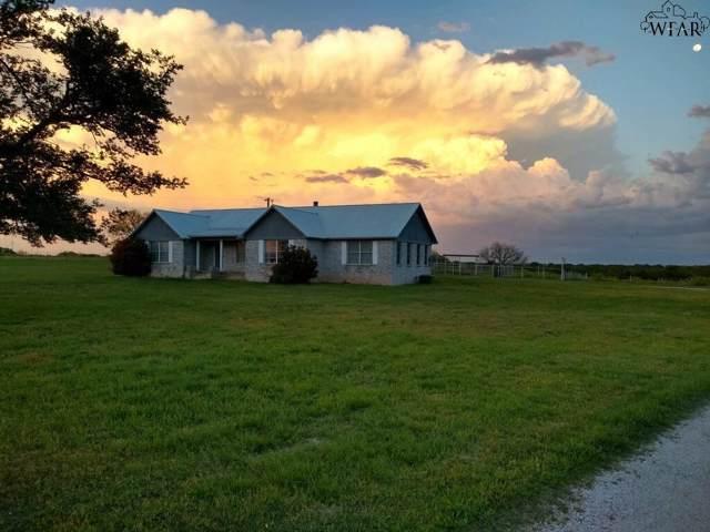 943 Fm 3209, Bryson, TX 76427 (MLS #154366) :: WichitaFallsHomeFinder.com