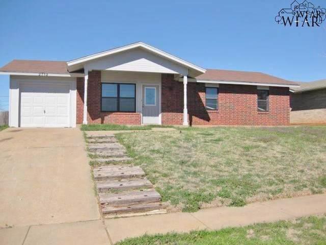 2712 Boulder Drive, Wichita Falls, TX 76306 (MLS #154367) :: WichitaFallsHomeFinder.com