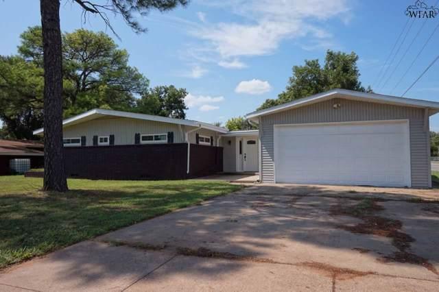 4700 Florist Street, Wichita Falls, TX 76302 (MLS #154371) :: WichitaFallsHomeFinder.com