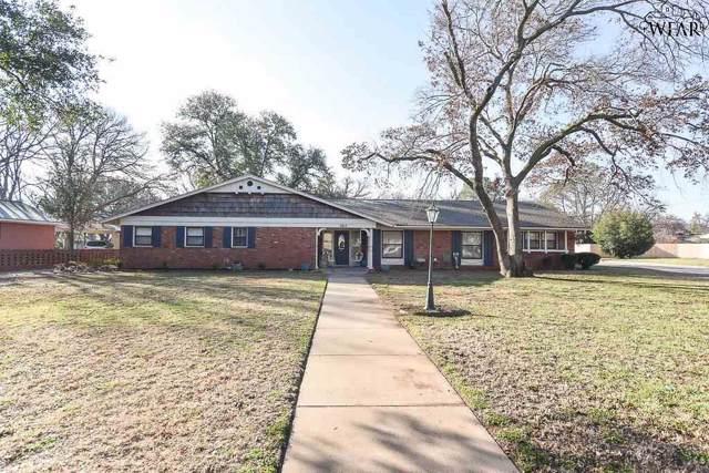 2615 Chase Drive, Wichita Falls, TX 76308 (MLS #154373) :: WichitaFallsHomeFinder.com