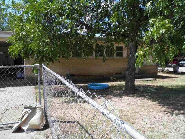 1100 Ridgeway Drive, Wichita Falls, TX 76306 (MLS #154381) :: WichitaFallsHomeFinder.com