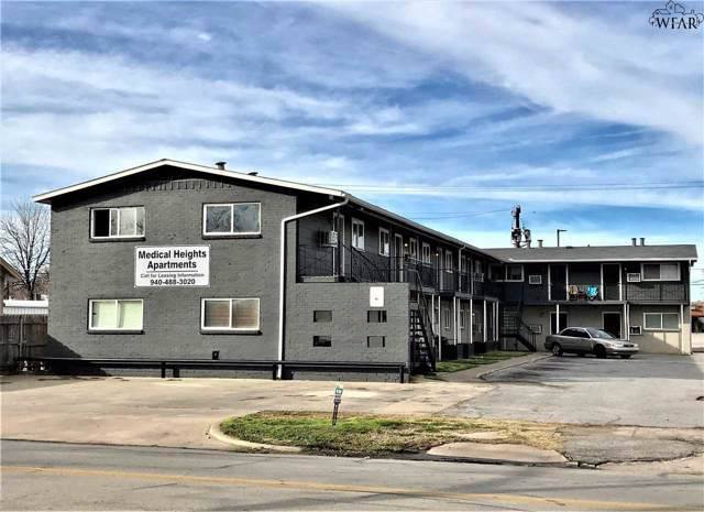 1710 10TH STREET, Wichita Falls, TX 76301 (MLS #154384) :: WichitaFallsHomeFinder.com